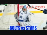 Dave Mishkin calls Lightning highlights from shutout win over Stars