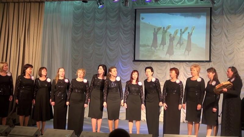 Вокальный академический ансамбль преподавателей «Gloria» г. Ноябрьск