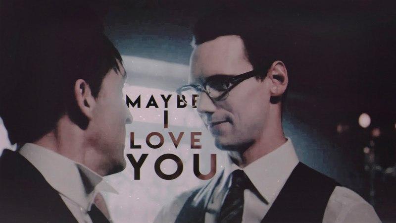 Maybe I Love You » Edward × Oswald | Gotham (4x15)