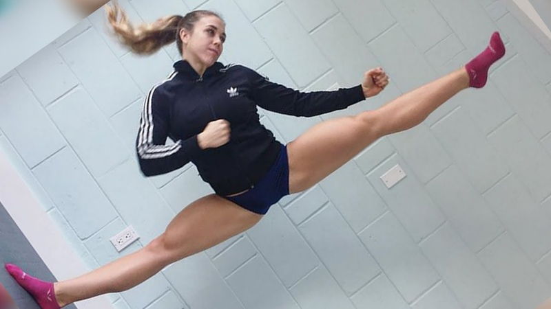 Dont Mess With Karate and Ballet Girls