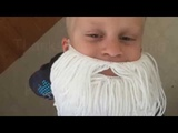 Gandalf's Beard DIY Tutorial