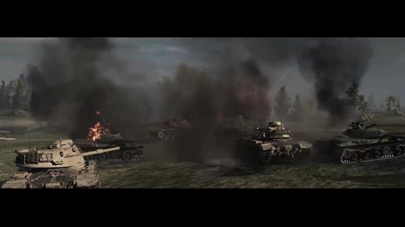 STB-1 против M48 Patton - Танкомахач №20 - от ARBUZNY и TheGUN [World of Tanks]