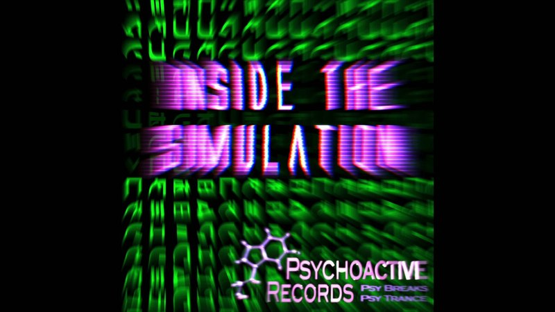Re:Creation Unconscious Mind(s) - Inside the Simulation (Broken eye Remix)