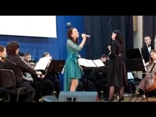 камерный оркестр,,новая музыка и вокальная студия Дк,,Северный ''