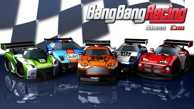 Bang Bang Racing (какая-то гоночная игрушечка)