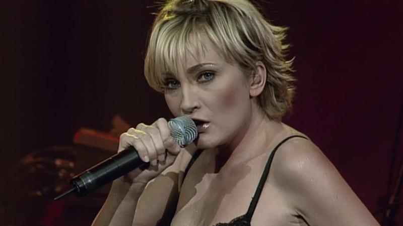 Patricia Kaas Quand J'ai Peur De Tout 2000