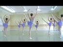 Vaganova Ballet Academy. Adagio, Classical Dance Exam, 5th class. May 2016
