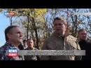 Пока на Украине рубят в ЛНР высаживают Пасечник заложил новый лес под Луганском
