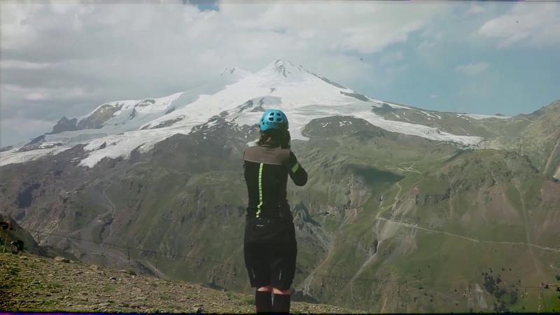 Большие горы   Чегет