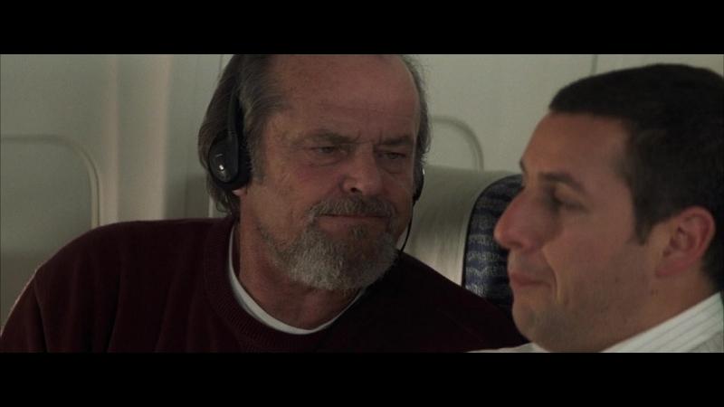 Управление гневом - Дэйв буянит в самолете