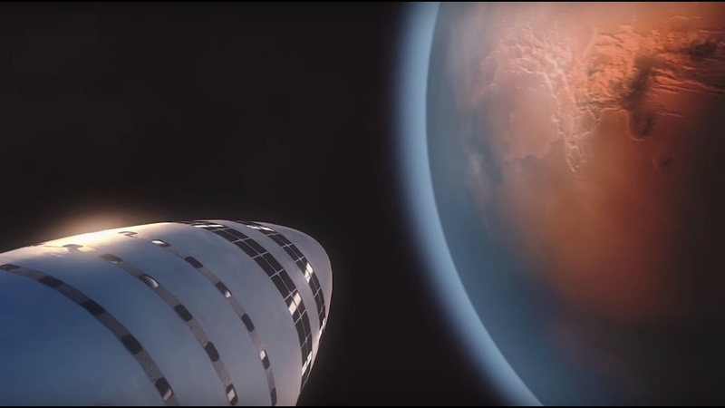 MARS Inside SpaceX Фильм National Geographic