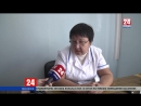 Медицинский десант. В больнице Армянска провели приём республиканские врачи