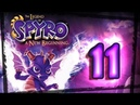 The Legend of Spyro A New Beginning Walkthrough Part 11 PS2, Gamecube, XBOX Munitions Forge