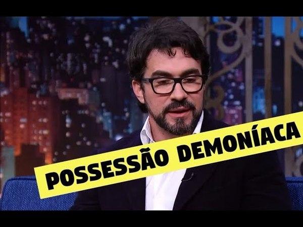 Padre Fábio de Melo fala sobre POSSESSÃO DEMONÍACA no Danilo Gentili