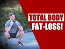 Total Body Kettlebell Fat Burning Routine Get Ripped AND Strong Chandler Marchman