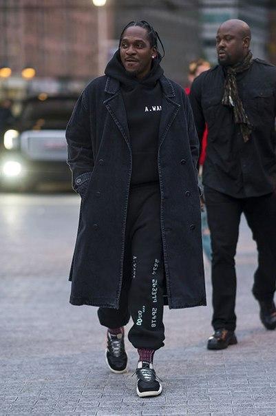 Белла Хадид, Кайя Гербер и Бехати Принслу приняли участие в показе Alexander Wang в Нью-Йорке