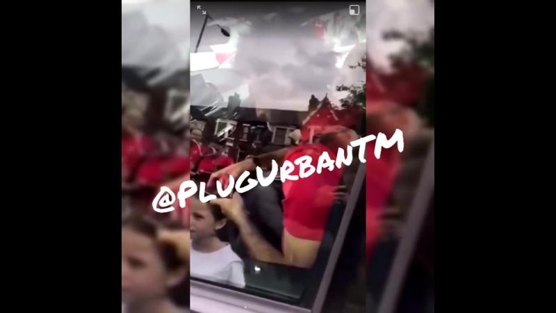 Ливерпуль сдал Салаха, отправив в полицию видео с его нарушением правил вождения