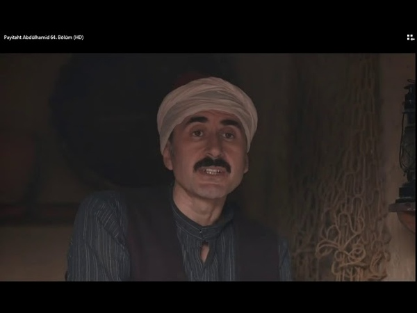 Payitaht Abdülhamid 64. Bölüm (HD) - Onlar seni deyil Osmanlını mahkemeye oturtmak isterler