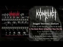 Konflict Trigger Universal Conflict mLP FULL ALBUM 2018 Grindcore Black Metal Noise