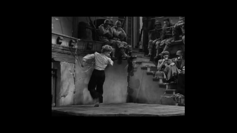 The Tap Dance Stylings of Mitzi Mayfair