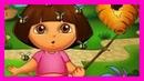 Даша Путешественница - Лечим Дашу От Укусов Пчел Веселый Развивающий Мультик Для Детей