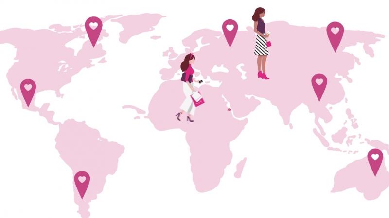 Розовый меняет мир!