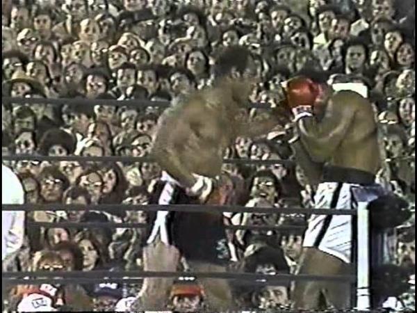 Muhammad Ali vs Ken Norton 3rd fight Мохаммед Али Кен Нортон 3 й бой
