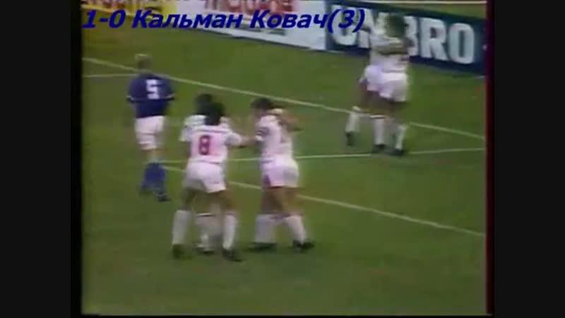 03.06.1992. Венгрия - Исландия