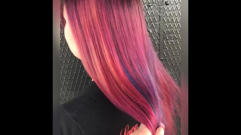 Мой мир ярких волос
