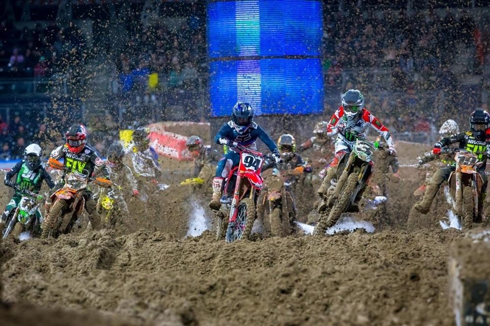 AMA Supercross 2019, этап 5 - Сан-Диего (результаты, видео, фото)
