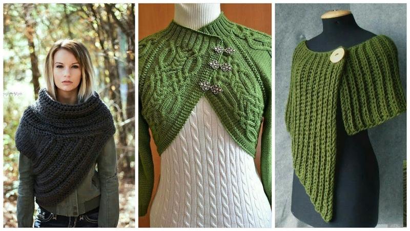 New Beautifull Simple Wool Short Sweater Designs 2018 Latest Fashion