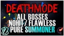 Terraria Calamity Mod All Bosses NOHIT as Pure Summoner Deathmode Difficulty Version 1 3 1 2