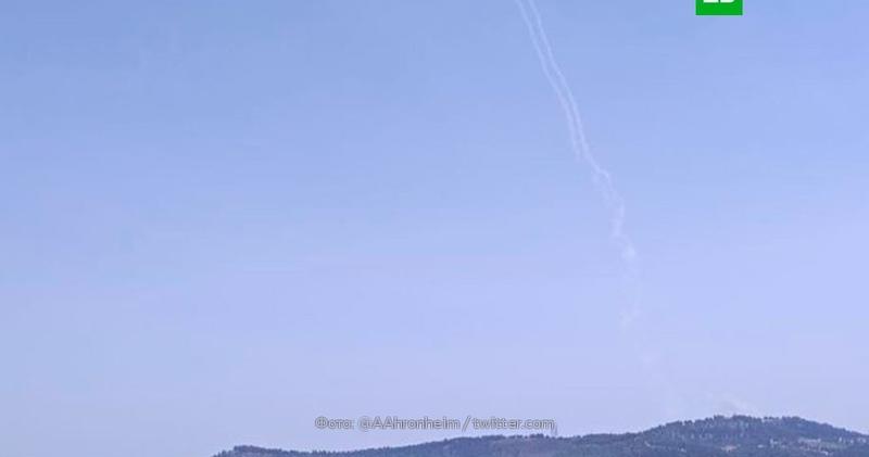 (у вас снова обострение?): Израиль сбил самолет в районе границы с Сирией