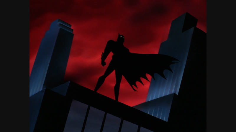 Batman The Animated Series Intro