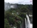 Водопады Игуасу, Бразилия - Аргентина