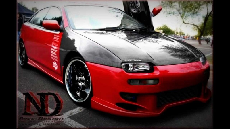 Mazda 323f tuning slideshow