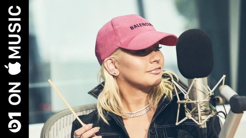Christina Aguilera: Single Like I Do featuring GoldLink   Beats 1   Apple Music