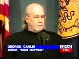 Джордж Карлин - Помёт мозга (1999) Озвучка Rumble