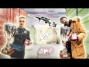 КапитанПаника vs КвикСкоуп Ангар 1 на 1 на снайперах