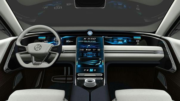 Авто обзор: 2017 Hybrid inetic 550 Класс: concept car Тип кузова: 5-door SUV Двигатель: электромоторы , газотурбинный двигатель Привод: полный Компоновка: переднемоторная (ДВС) /