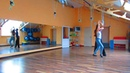 Алексей и Мария Zouk R'n'B Black Zouk Территория Танца Ярославль современные танцы зук хип хоп