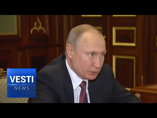 Putin Holds Security Council in St. Petersburg! Demands Governor Do More to Renew Northern Capitol!