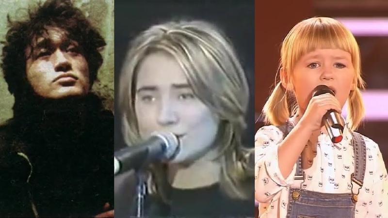 Кукушка Цой(1990) - Земфира(2000) - Ярослава Дегтярёва(2016)