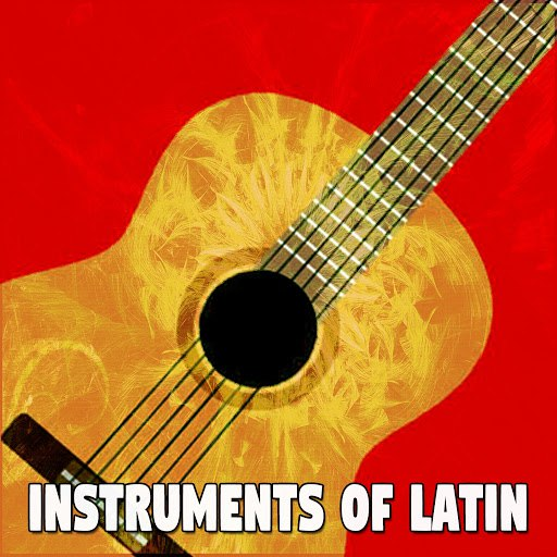 Instrumental альбом Instruments Of Latin