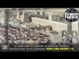 🔴▶▶Coup de tonnerre en Israël 💥Le mur des lamatentions vestige le plus sacré des israélites serait en réalité ... un théâtre con