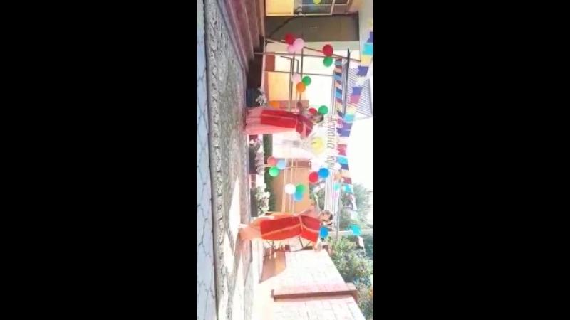 индиский танец Аршын и я