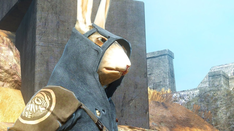 Overgrowth 1.3 - Wolfire Games