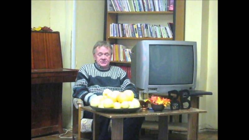 Встреча с писателем Владимиром Клевцовым в ЦГБ г. Пскова (Конная,6)