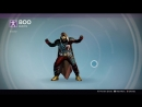 Destiny_20180124 RED HUNTER vers40. EMOTE BOO .