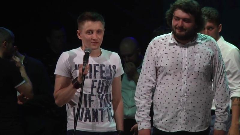 Хрущъ live-2018. Музична розминка з залом